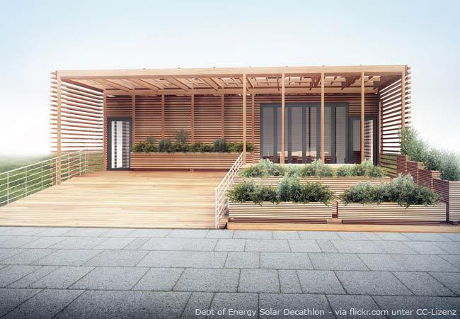 Bio Haus bauen