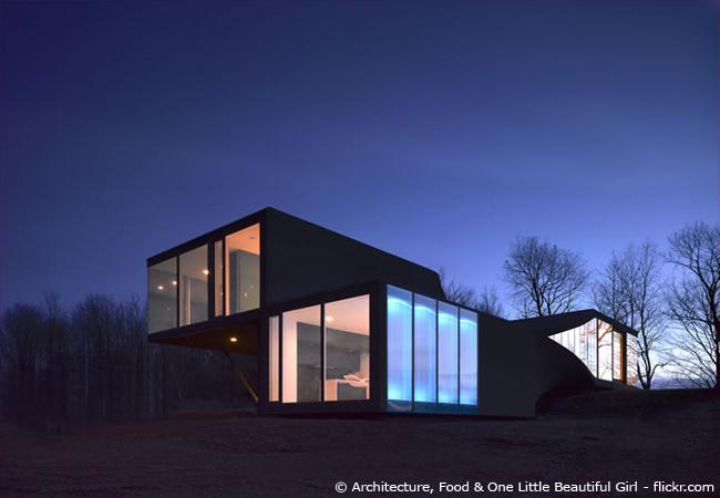 Fertighaus Bauhaus
