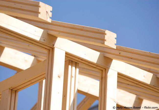 Holzfertighaus bauen