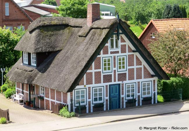 Fertighaus Landhaus