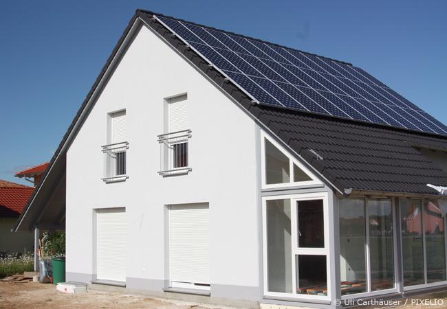 KfW 40 Massivhaus