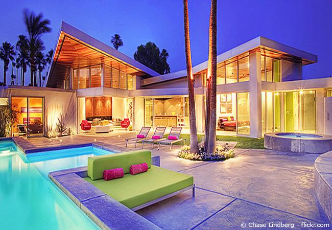 Moderne Villa auf Haus XXL